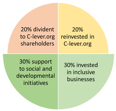 c lever how we intend to use our net profits 450x430